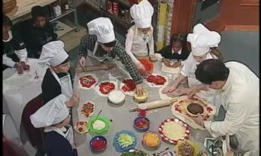 Kids Learn How to Be Sous Chefs, Part 2