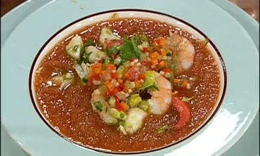 Light and Fresh: Creole Gazpacho, Part 2