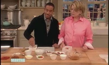 Ludacris Makes Origami Sea Bass, Part 1