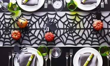 Martha Stewart's Halloween Dinner Party