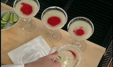 Strawberry And Mango Margaritas Recipe