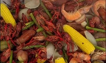 Tailgating Crawfish Boil Recipe, Part 2