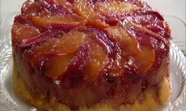 Fresh Fruit Upside-Down Cake Recipes