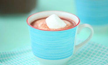 3 Ingredient Homemade Hot Chocolate Mix
