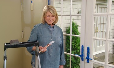 Ask Martha: Painting Windows and Doors