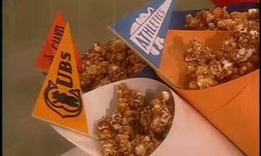Caramel Popcorn,  Homemade  Cracker Jack