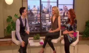 Chat with Comedian Mario Cantone Part 1