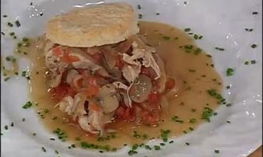 Chicken Tomato Stew and Chicken Avocado