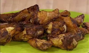 Chinese Five Spice Chicken Wings, Part 2