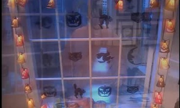 Good Thing: Halloween Window Silhouettes