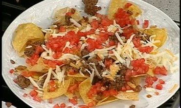 Ground Beef Cheese Nachos Recipe Part 2