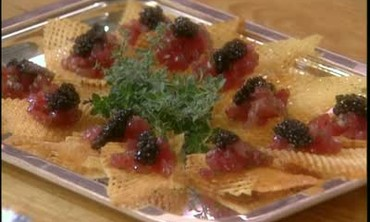 How To Make Hors D'oeuvres for a Wedding