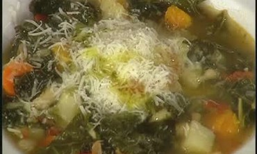 How to Make Minestrone Soup from Sratch