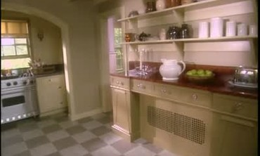 How To Transform a 19th Century Kitchen