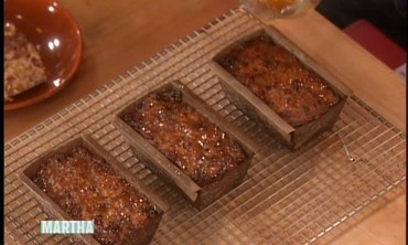 John Barricelli's Mini Golden Fruitcakes