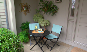 Learn & Do: Martha's Small Patio Solutions
