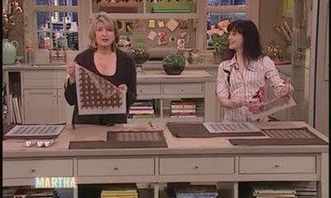 Martha Stewart Chair Upholstery How- To