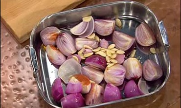 Recipe for Homemade Roasted Garlic Soup