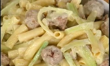 Rigatoni with Sausage and Fennel Recipe