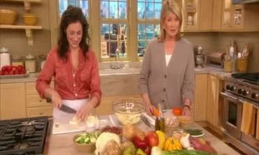 Roasting fall Produce with Nora Singley