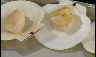 Scallop and Red Chile Pepper Mayonnaise
