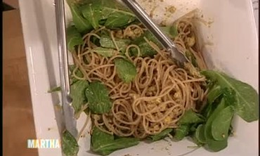 Spaghetti with Meyer Lemon Sauce, Part, 2