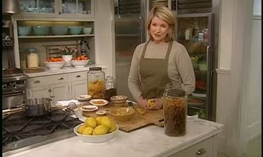 Martha's Family Recipe for Fruit Compote