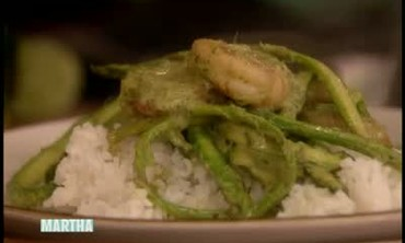 Thai Green Curry with Chef Jamie Oliver