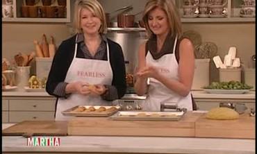 Arianna Huffington's Melomakarona Cookies
