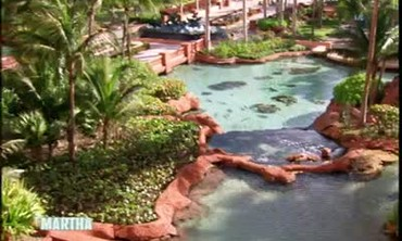 Atlantis Resort's Open-Air Marine Habitat