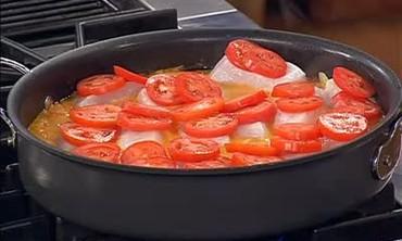 Brazilian Moqueca Halibut Fish Stew, pt 2