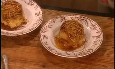 Caramel Bread Pudding With Susan Spungen