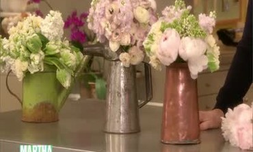 Celebrate Spring with Peonies and Lilacs