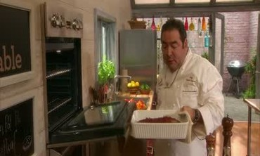 Emeril Lagasse Prepares Spicy Meatloaf
