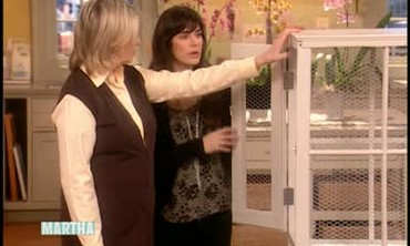 Handmade Birdcage with Kristin St. Claire