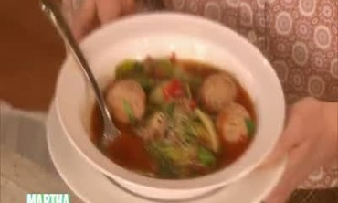 How to Make a Light Italian Wedding Soup