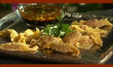 How to Make Pork and Ginger Potstickers.