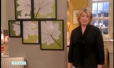 How to Press Leaves in Decorative Frames