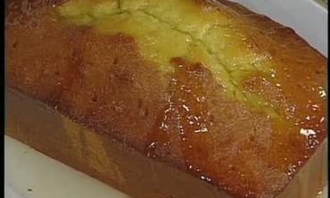 Lemon Pound Cake with Lemon Syrup Part 5