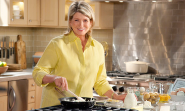 """Martha Stewart's Cooking School"" Preview"