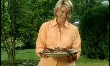 Martha Stewart's tips for grilling Fennel