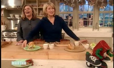 Meatloaf Sandwiches with Kathleen Turner
