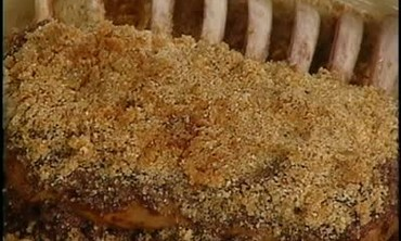 Olive Crusted Rack of Lamb Recipe Part 2