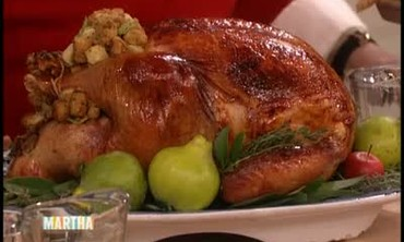 Quince-Glazed Thanksgiving Turkey Recipe