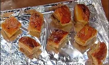 Recipe for Tangerine Glazed Pork Belly