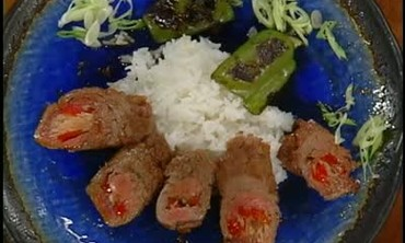 Rolled Beef With Mushrooms Recipe Part 3