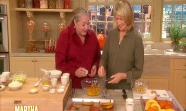 Spiced Pumpkin Mash with Virginia Willis