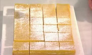 Browned Butter Shortbread Lemon Bars, Pt. 2