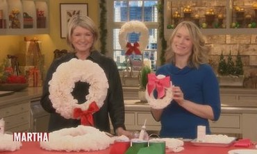 Coffee-Filter Wreaths with Lenore Welby