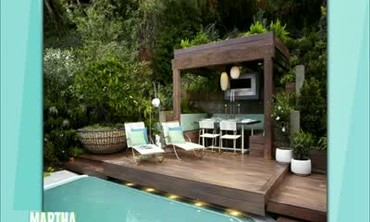 Garden Landscape Designs with Jamie Durie